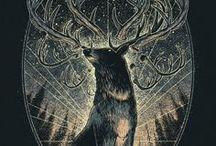 Deer - Digital