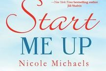 START ME UP (Hearts and Crafts Book 1) / Lifestyle blogger and single mom, Anne, is happy to spend her days planning parties and trying to live a more inspiring life. But when sexy young mechanic, Uncle Mike shows up at her daughters birthday party, things get interesting!
