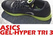 Triathlon 100% equipado (ellos) / Utiliza el calzado y la equipación adecuados para dar el 100% en cada triatlón. ¡No dejes que se te resista ninguna prueba!