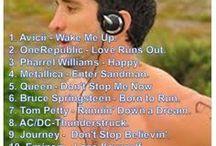 Música running / Comparte la música que te hace salir a correr (que no corriendo).