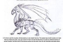 Dragon - Tutorial - Sketch