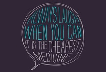 LAUGH MORE / When you #FeelAllBranNew you smile when nobody is watching and laugh because it comes naturally.