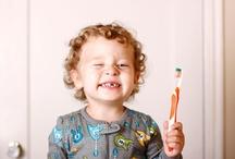 Dental Care for Kids / Tips for Dental Visits with Kids along with Dental Care Tips for Children