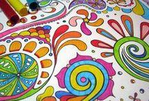Art to Zentangles / by Nadene Wall