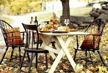 Fall in Line / Event and design inspiration fit for the fall season.
