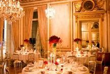 Take Me to Paris / Have a beautiful and whimsical event with these Parisian inspired ideas.