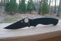 Folding Knife / The most awesome folding knives that I can find on the internet.