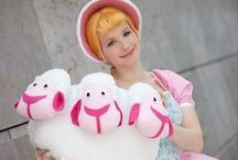 Disney Cosplay / by Lydia Ness