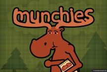 Munchies  / Delicious food, sweets, recepies and more