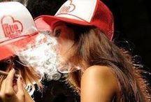 Ganja Girls / The most beautiful ganja smokers !