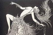 Vintage illustrations / Illustrations