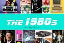 Reunion Time! Remembering the 80s! / Remembering the 80s in different trends, movies, music, fashion and other topics.