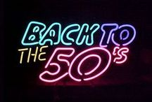 Reunion Time! Remembering the 50s! / Remembering the 50s in different trends, movies, music, fashion and other topics.