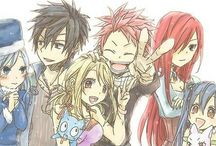 FAIRY TAIL ♥ / Hey ! If you want to be invited, just you subscribe or comment ;) Invit your friends too !! Don't hesitate to ask questions / by F•A•I•R•Y  T•A•I•L