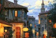 Dream Vacation Places / Places
