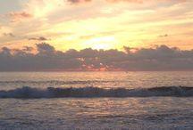 Photography / Sunset at Zicatela