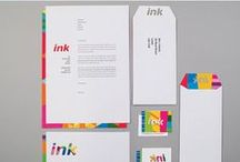 Brand Identity / Inspiration for creating a company's visual characteristics / by Chelo van Leeuwaarde