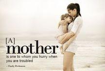 Riflessioni per le Mamme / Consigli e pensieri per le Mamme di oggi, per affrontare ogni giornata con impegno e anche con il sorriso.