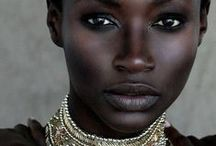 African/dark skinned beauties / A collection of the most untraditional / traditional African or dark skinned beauties.