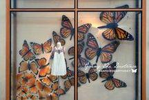 Shop window display ideas