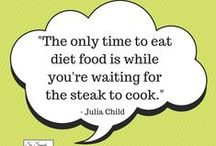 Culinary Quotes / Wise words from culinary corners.