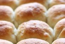 Bread, buns and breadrolls.