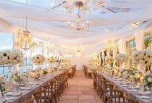 Weddings / Weddings ceremony and reception inspiration and ideas. This board is a combination of images from Classic Party Rentals events and other events and ideas that inspire us!