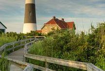 Exploring Long Island / Exploring Long Island and all of its beauties!