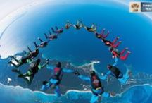 Extreme activities -Amazing Worlds