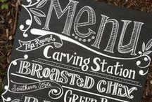 menu board design
