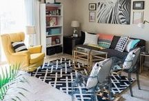 Rental decorating tips / Rental decorating tips and tricks! rental apartment | rental decorating | renter | rental apartment decorating | rental home decor | View our a complete rental tour with a DIY guide here ➤➤➤ http://bit.ly/2a8NHj4