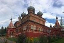Discovery Russia / There are some experiences of our journey across Russia :)