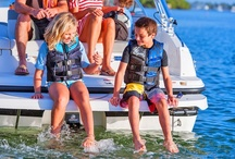 Boat Safety 101 / The fun on your Bayliner should never have to end. Here are some  links to articles, tips and videos in support of on-water safety! #boatsafety