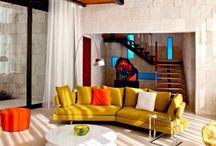 Designs & Colors / Interior design & architecture