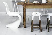 Dip dye / Dip dye home accessories. #home #interior #dipdye