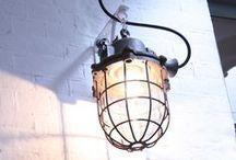 Lampen / De mooiste lampen bij elkaar! Van industriële tot klassieke exemplaren. #lampen #lamp