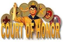 Eagle Scout Court of Honor Ideas / by Melissa Swanberg