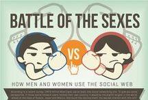 Infographies sur les médias sociaux