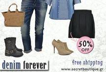 Secret Fashion Tips & Trends!