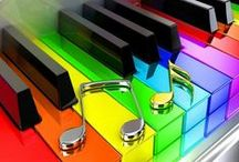 Colors and Music / <3