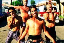 Red Hot Chili Peppers  / Banda de Funk Californiana