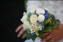 Hochzeit blau-weiß / Wedding Blue-white