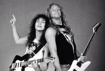 Metallica \m/ / Band Metallica.