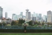 // PLACES IN VANCOUVER // / Out favourite places to eat, drink, and shop in Vancouver