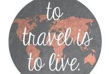 Travel ✈️ /  sense of my life 