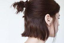 Hair & make up / by Dscha Metayapirom