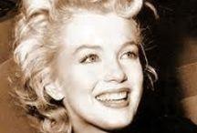 Marilyn sepia et autres
