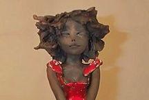 Sculptures-poteries