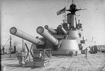 ➟ Warships (Vintage) / by קคยl Ŧгคภςเร