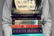 Books / by Grace Inman